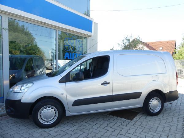Peugeot Parner 1.6HDi  Magy,Klima