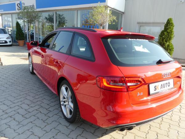 Audi A4 2.0TDi Design,S Line,LEd,Bőr,Full-Full