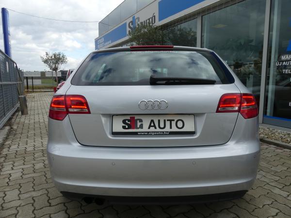Audi A3 SB 2.0TDi S-Tronic,170Le,F-1 D.Klima,UL.Fü.