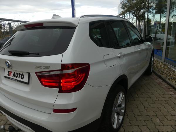 BMW X3  3.0D Automata,Led,Pan.Te,Navi,Bőr