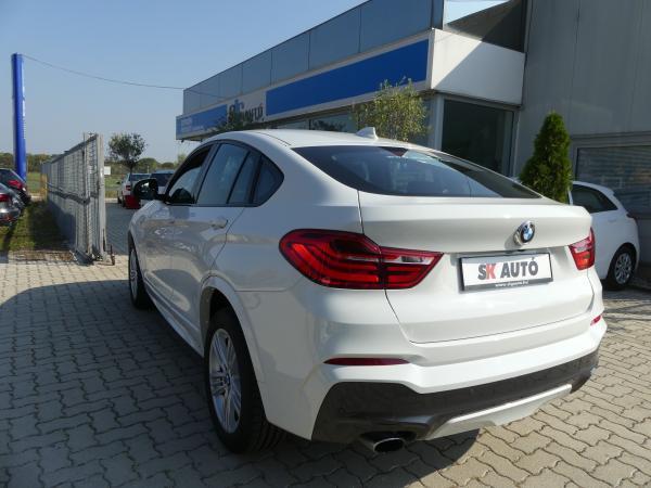 BMW X4 xDrive20d M Sport (Automata) Led.Bőr.Navi.D:klima.ÜL.Fü