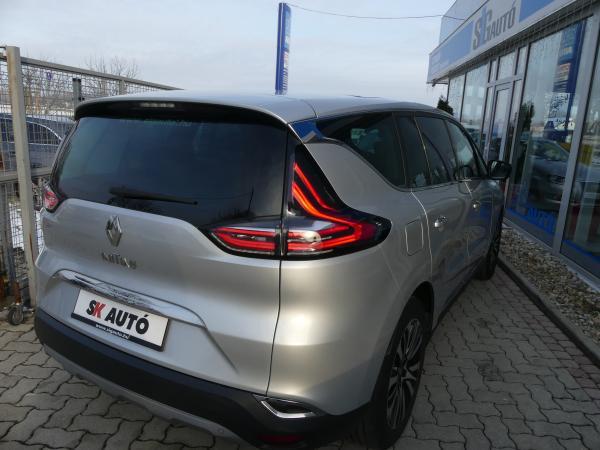 Renault Espace 1.6DCi Initiale Paris  7.Személyes  Kamera,Pan.Te,Navi,Bőr