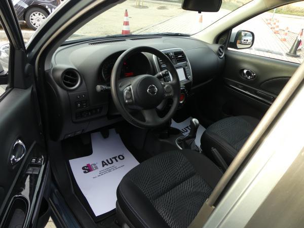 Nissan Micra 1.2 DIG-S N-TEC Sport Navi,D.Klima,ŰL.Fü,Tempomat,PDC
