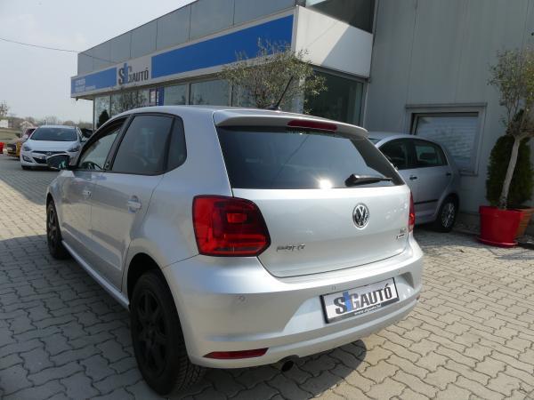 Volkswagen Polo 1.2Tsi 90 Highline BMT DSG Sport,Kőv,Rad,Kamera,Navi
