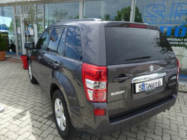 Suzuki Grand Vitara 1.9DDIS JLX D.Klima,ÜL.Fű,Navi,Tempomat