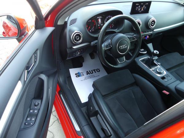 Audi A3 Sportback 1.6TDi Sport,Navi,Xenon,Bőr
