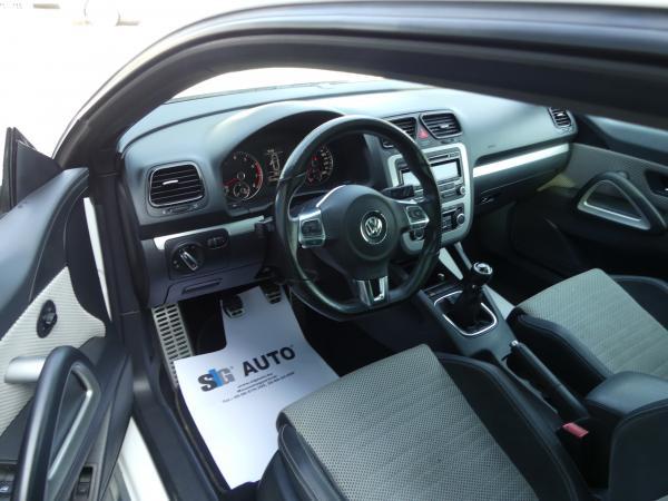 Volkswagen Scirocco 2.0TFSi Sport,R.Line,Pan.Te,18ALU,D KLima