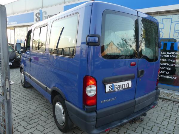 Renault Master 2.5DCi Klima,Sport,V.Horog