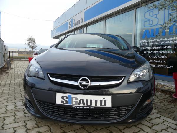 Opel Astra J 1.6 Cosmo Sport,Klima,ŰL,Fű,PDC