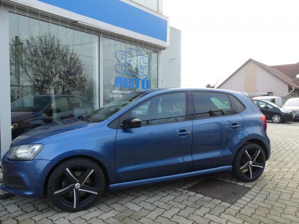 Volkswagen POLO 1.4TSi Blue GT Led,Navi,D.KLima,ŰL.FŰ,PDC,Xenon,Sport