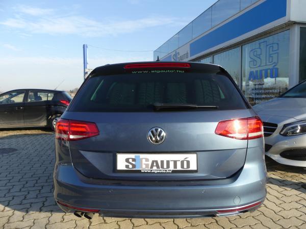 Volkswagen Passat 2.0TDi DSG 190Le,Dynaudio,Park,AS,Navi,Bőr