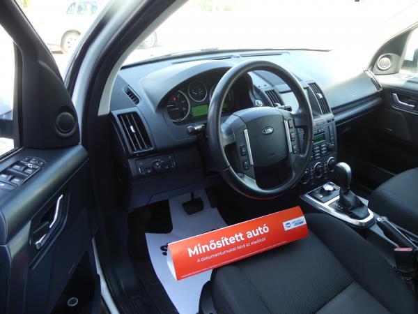 Land Rover Freelander Freeer 2 2.2 SD4S Automata ALPINE,Szervizkőnyv,Tempomat,Xenom