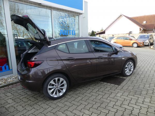 Opel Astra K 1.6CDTI Start-Stop Led,KLima,ŰL,Fű,17 Alu,,PDC