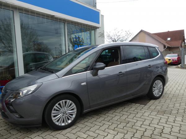 Opel Zafira Tourer 2.0CDTi (Automata,7.sz,Navi,Bőr,D.Klima