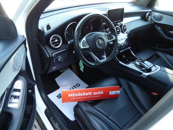 Mercedes-Benz GLC250dMattic 9G-Tronic AMG.Burmester,Pan.Te,Lég.Ru,Led,Kamera,Na