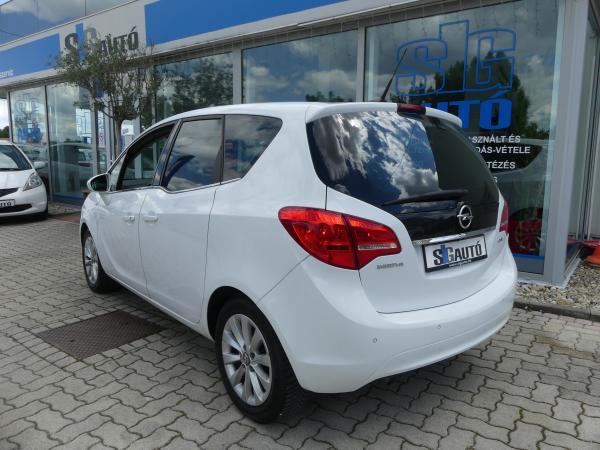 Opel Meriva 1.6CDTi Cosmo ,Pan.T,Navi,Kamera,Sport