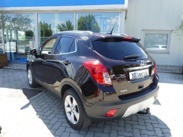 Opel Mokka 1.6CDTi Cosmo,Start-Stop,Kamera,Led,Bőr,Navi,Sport