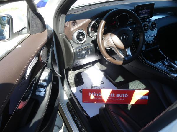 Mercedes-Benz GLC250d 4Matic 9G TRonic,Led,Kamera,Navi,V,Horog,Sport