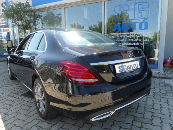 Mercedes Benz C 200 BlueTEc/d 7G-Tronic,Led,Navi,Sport,,D.KLima