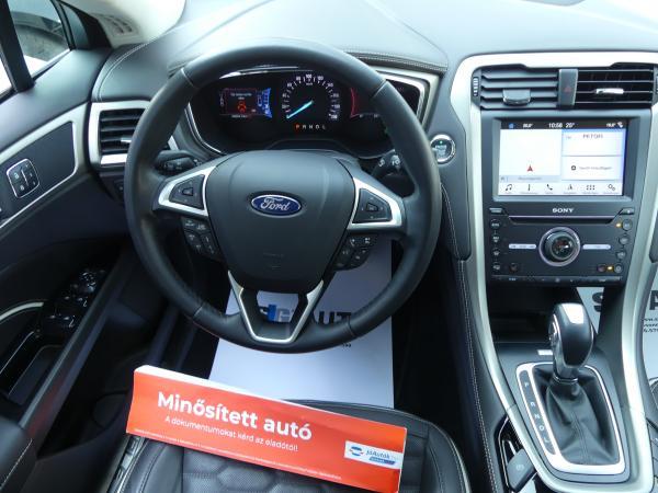 Ford  Mondeo 2.0HEV Vignale(Aut)Hibrid,Sony,Kamera,Navi,Park As,