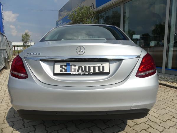 Mercedes-Benz C200 BlueTEc/d 7G-Tronic,Led,Navi,D.Kilma,ŰL,Fű,