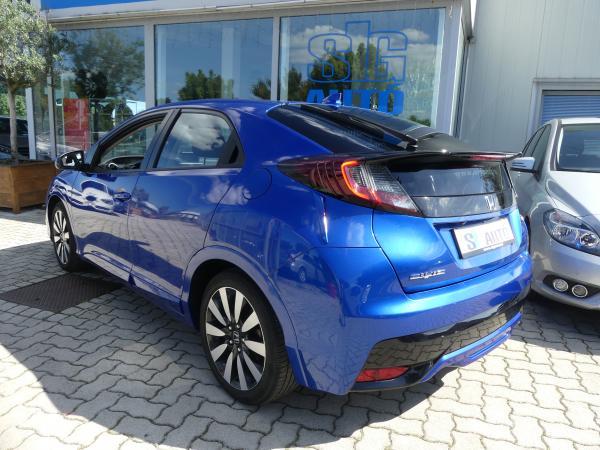 Honda Civic 1.4 Sport,Led,Kamera,D.KLima,Űl.Fű,Tempomat