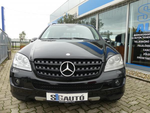Mercedes-Benz ML280CDi(Automata,SzervizK,Xenon,Navi,Tempomat