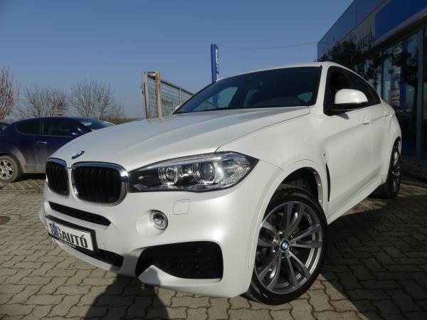BMW X6 XDrive 3.0d Aut,M,Sport,Xenon,Navi,Tempomat