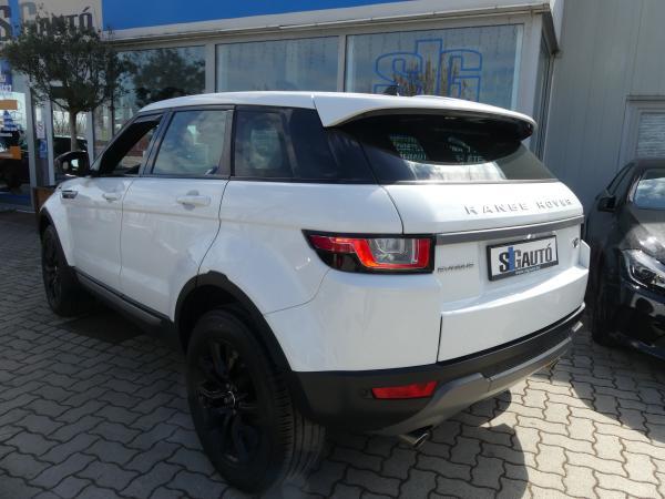 Land Rover Range Rover Evoque 2.0TD4 4WD Aut,Led,D.Klima,PDC,F1
