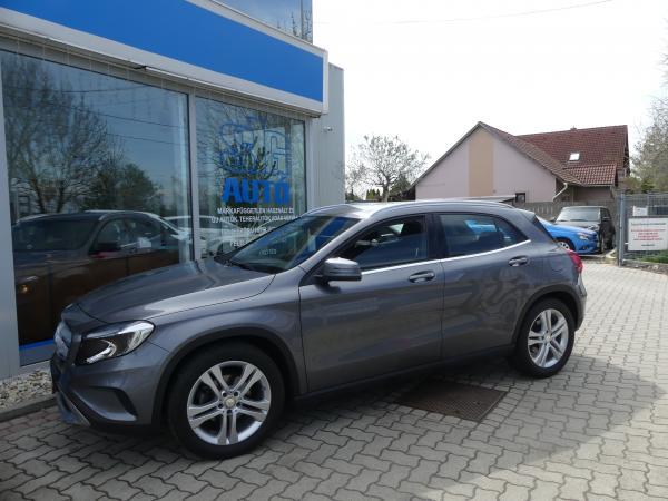 Mercedes-Benz  GLA 200 Kamera,D.Klima,ŰL,Fű