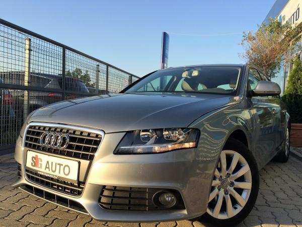 Audi  A4 Avant 2.0 TDI PDF Multitronic Navi.Bőr.17ALU