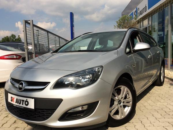 Opel Astra J Sports Tourer 1.7 CDTI Start-Stop Cosmo Klima. Navi..Tempomat