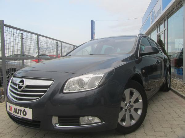 Opel Insignia Sports Tourer 2.0 CDTI EcoFLEX Cosmo Led. Navi.Bőr.Sáv.Vá.PDC