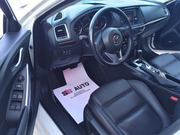 Mazda 6 Sport  Aut,Ma.t 2.2 Cdi 175Le Bose,Bi Xenon,Garancia