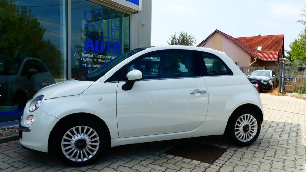 Fiat 500  1,2 8V Pop  Klima,