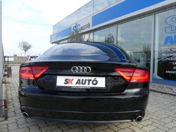 Audi A7 3.0 V6 TDi  Quattro S tronic ,S Line, Bose,Led,Kov Ra.,