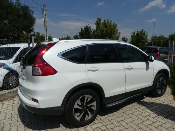 Honda CR-V 1.6i-DTEC Lifestyle Navi, 360 Kamera,Bőr,,Navi