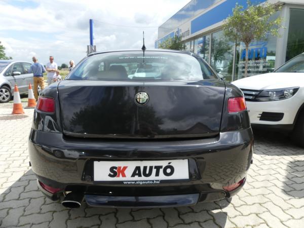 Alfa Romeo GT 1.9JTD Bose,Bőr,Navi,PDC